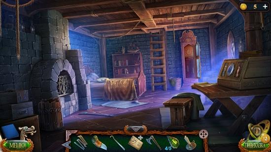 приставлена лестница на чердак в игре затерянные земли 4 скиталец
