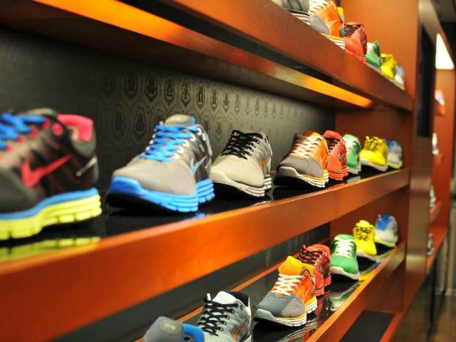 Nike em Nova York