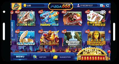 MEGA888 สล็อตออนไลน์ เล่นง่าย ได้จริง แจกจริง