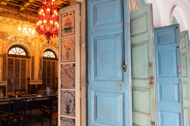 Heritage Hotel in India Bari Kothi