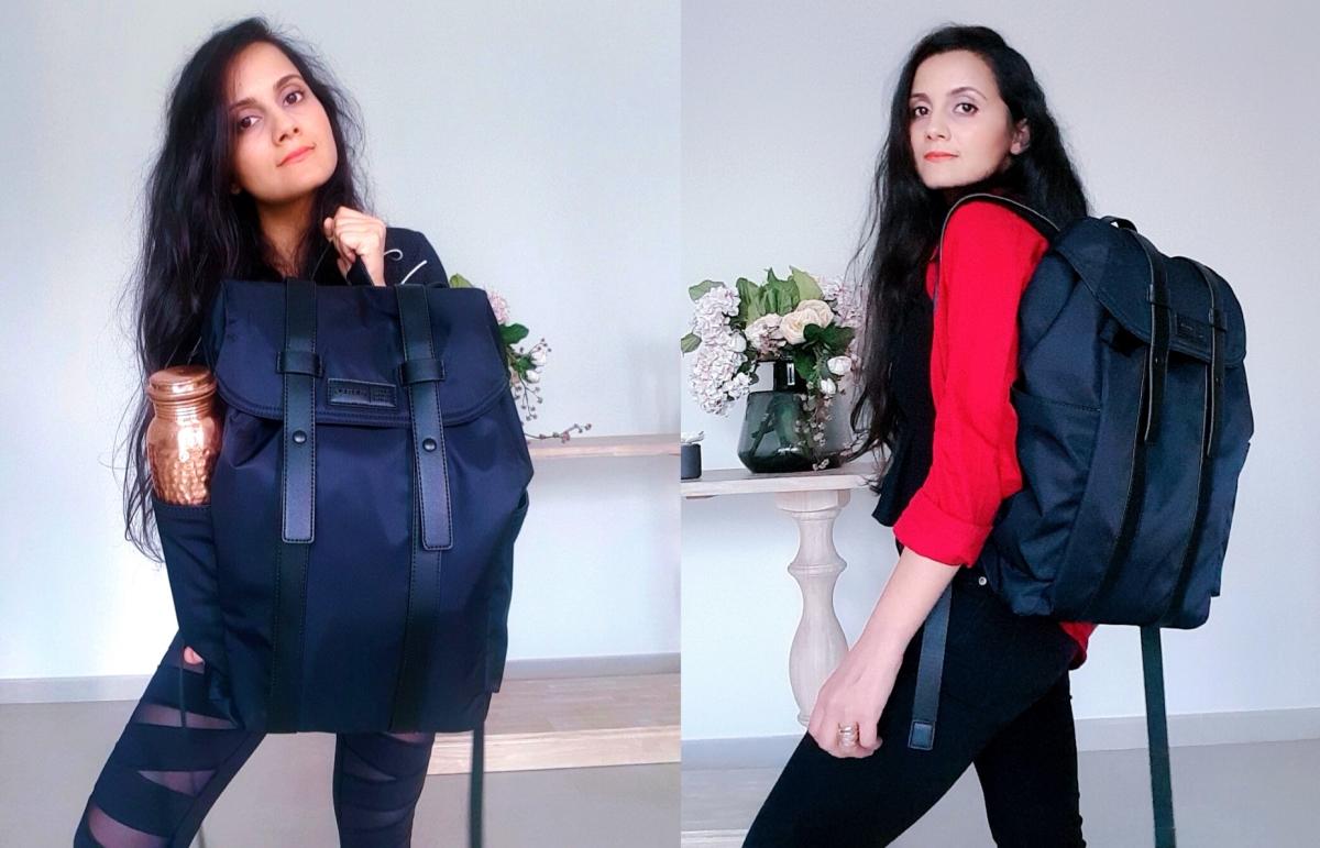 Miomojo Sustainable backback - Ecofriendly vegan bag -Vegan backpack