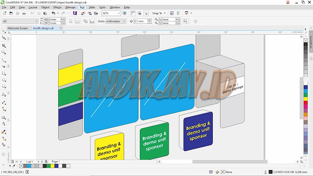 tutorial, tutorial corel draw, corel draw, corel to pdf,