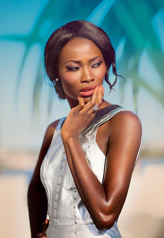 Belinda Baidoo Is The Face Of Glitz Africa Fashion Week