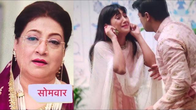 Future Story : Naksh forgive Naira permits her stay in Singhania Sadan in Yeh Rishta Kya Kehlata Hai