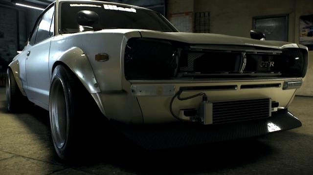 E3 car porn Need For Speed EA Electronic Arts 2015