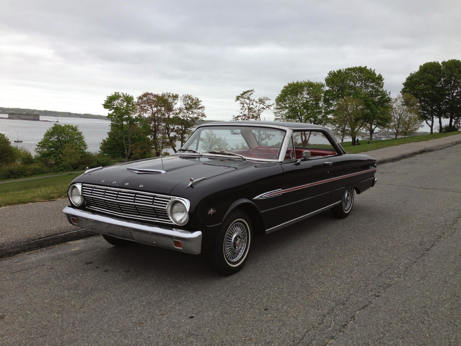 All American Classic Cars 1963 Ford Falcon Futura 2 Door