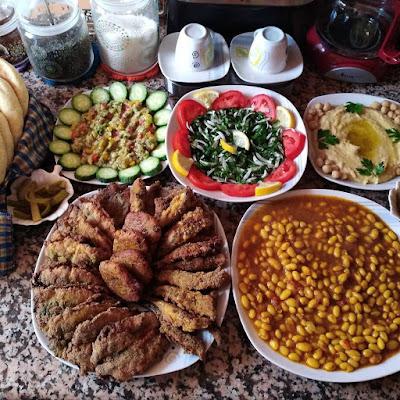 طريقة تحضير اللوبيا المغربية