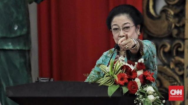 Sindiran Tajam Megawati Mulai Menyasar Gatot Nurmantyo CS