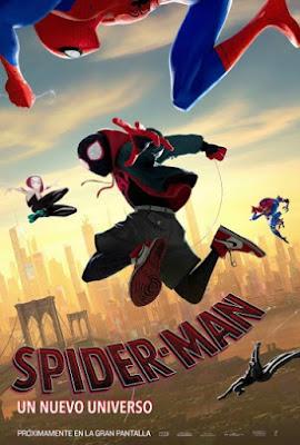 Spider-Man: Un nuevo universo en Español Latino