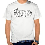 Kaos Distro Keren Starwars SK77 Asli Cotton