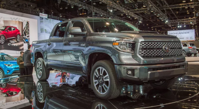 2018 Toyota Tundra Trd Pro, Concept, Trd Sport, Chicago Auto Show, Crewmax, Release Date, Changes, Price, Platinum, Limited,