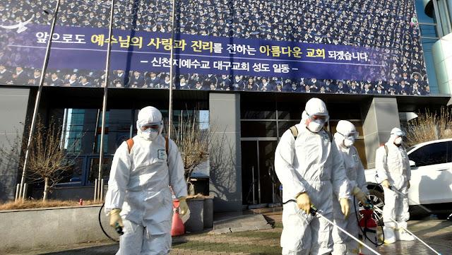Gobierno surcoreano solicita investigar por asesinato a la secta religiosa relacionada con la propagación del coronavirus
