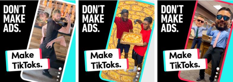 Unique opportunities in TikTok for Business