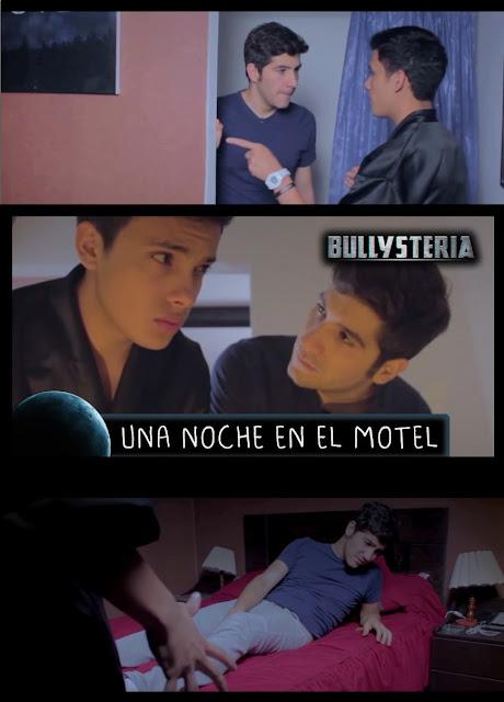 Una noche en el motel, film