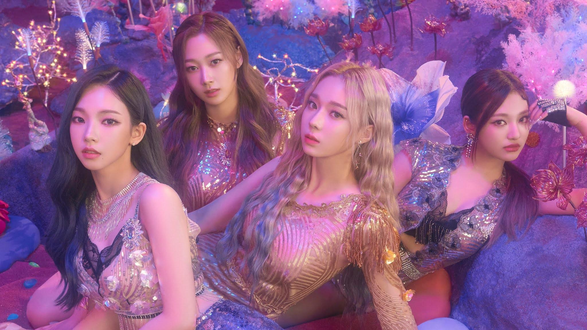 SM Entertainment Announces aespa's Debut Schedule with Single 'Black Mamba'
