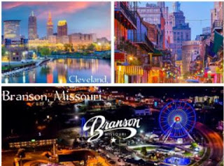 7 Best best places to visit during christmas in usa 2021.