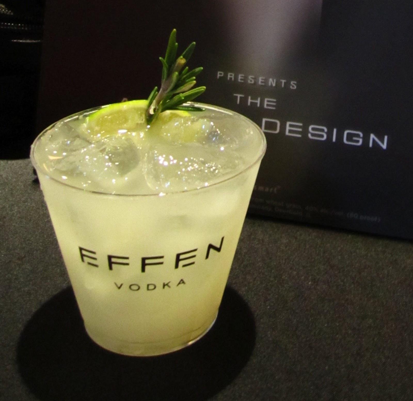 The Happy Hour Tour: Effen Vodka Presents The Art Of Design