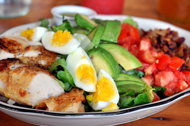 Cobb Salad at Bubby's in New York, NY | Taste As You Go