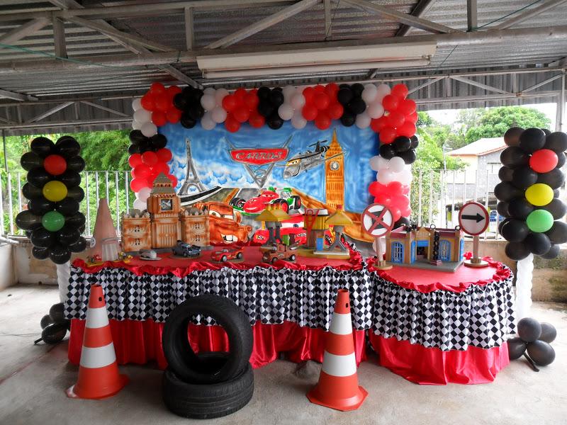 Decoração de festa com tema Chaves - MundodasTribos