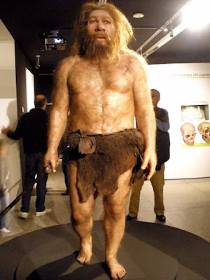 The evolution narrative has been proven false, Neanderthals were fully human