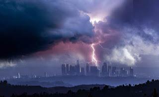 Waspada! Cuaca Ekstrim Akan Terjang Wilayah Ini Sepekan ke Depan