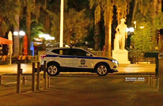 Εφαρμογή περιοριστικών μέτρων στην Αργολίδα - Νυχτερινό lockdown στο Ναύπλιο (βίντεο)