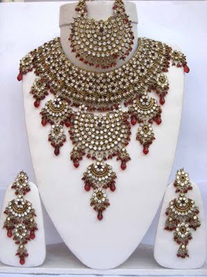 Indian Beautiful Jewelry Pictures Fashionate Trends