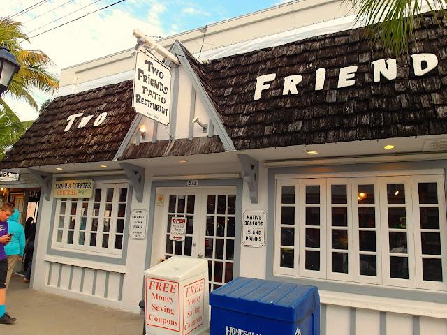 Key West - Two Friends