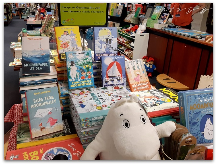 blackwell's bookshop oxford moomins
