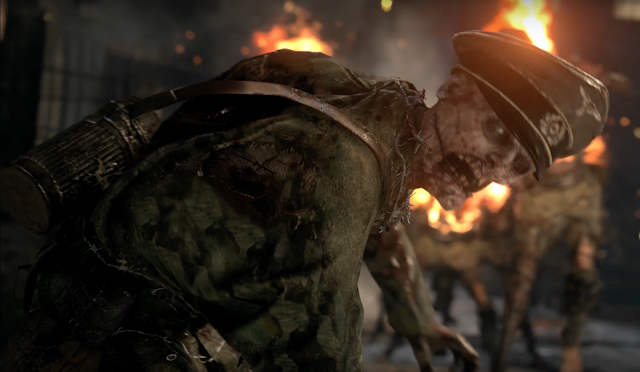 Presentado del Modo Zombis de Call of Duty: WWII