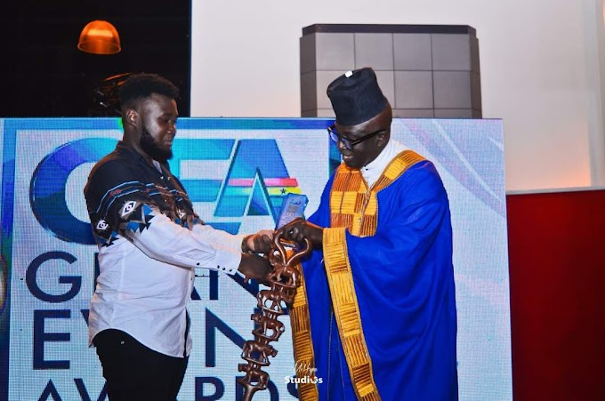 Photos: Full list of winners from the Ghana Events Awards 2018