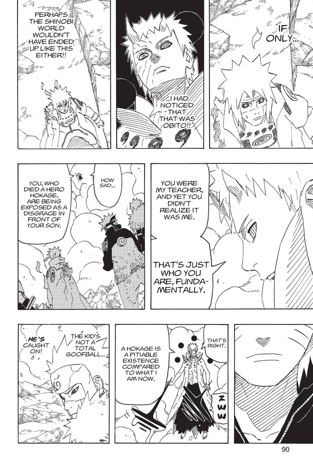 Afinal, quem teve o melhor desempenho na 4ª Guerra: Tobirama ou Minato? - Página 2 011