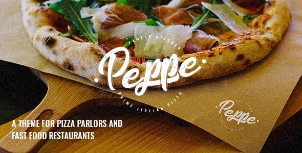 7 New Premium WordPress Themes for Restaurants & Cafes
