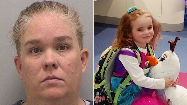 Mom 'killed daughter, 7, after faking girl's terminal illness to get donations'