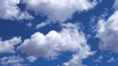 Microscopio osserva nascita di una nuvola