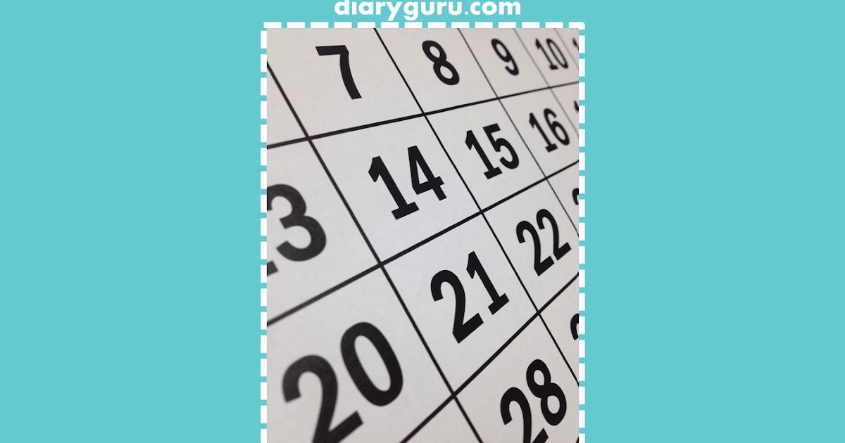 Angka-Angka Dalam Bahasa Inggris - Diary Guru