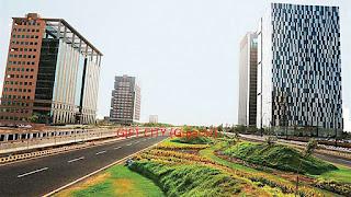 GIFT CITY (Gujarat International Finance Tec-City (GIFT City)