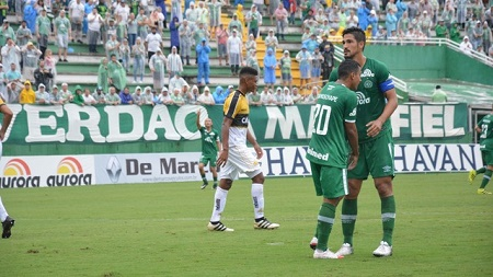 Criciúma x Chapecoense hoje 23/04/2017