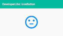 flutter iconbutton color property example