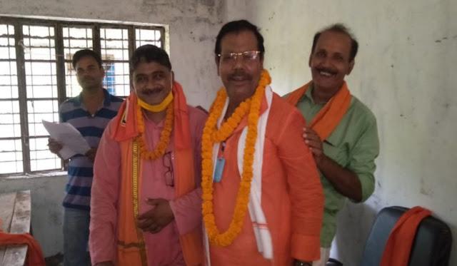 भाजपा का प्रखण्ड स्तरीय बैठक हुआ सम्पन्न