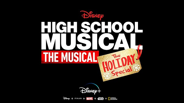 Disney Plus anuncia para el 11 de Diciembre un Especial Navideño de la serie High School Musical