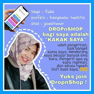 Bisnis Online Dropnshop di buka di kota Medan hub 0813.2666.3434