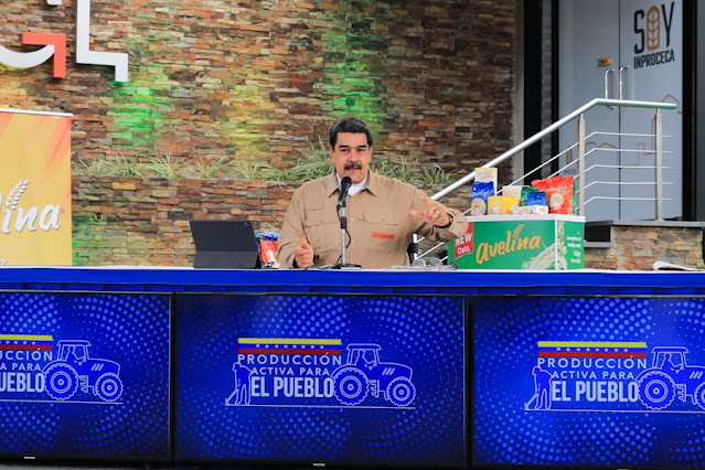 """Maduro evalúa eliminar esquema 7+7 e ir a una """"flexibilización amplia vigilada"""""""
