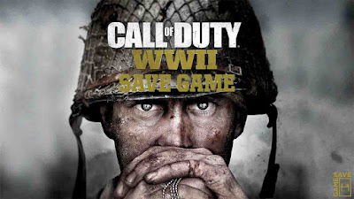 call of duty ww2 save game download