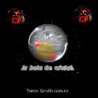 Imagen: La bola de cristal (Tono Abracadabra)