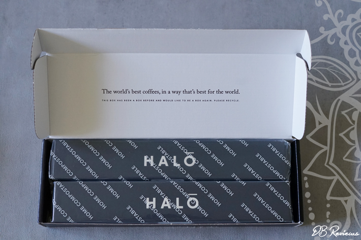 Halo Compostable Coffee Pods