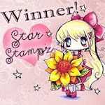 I won at Star Stampz