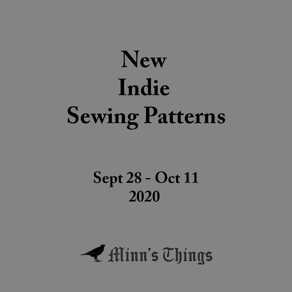 new sewing patterns releases indie independent small local designers usa europe list updated