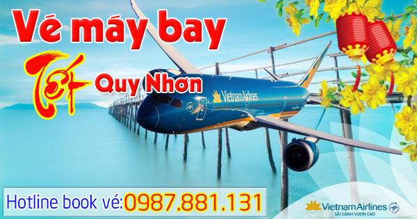Vé máy bay Vietnam Airlines Tết đi Quy Nhơn bao nhiêu tiền