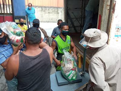 Proveal inicia despacha de Combos CLAP del Eje Sur (Los Teques)